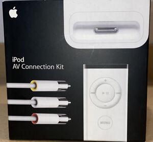 Apple Ipod AV Connection KIT MA242LL/C