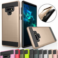 For Samsung Galaxy Note 10 9 8 7 5 Shockproof Hybrid Hard Slim Armor Case Cover