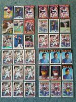 Ron Darling Baseball Card Mixed Lot approx 284 cards
