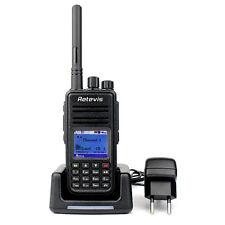 Ricetrasmettitore Digitali/Analogici Retevis RT3 DMR UHF400-480MHz 1000CH VOX IT