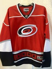 Reebok Women's Premier NHL Jersey Carolina Hurricanes Team Red sz XL