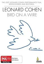 LEONARD COHEN - BIRD ON A WIRE   -  DVD - UK Compatible
