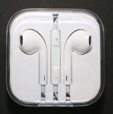 Original Apple Earphones 3.5mm iPhone 5 5s 6 6s EarPods with Remote Mic + Case