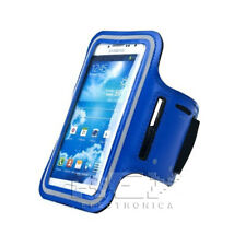 Brazalete Deportivo para IPHONE 5 Reflectante Azul s78