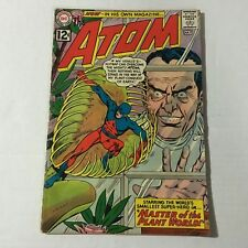 The ATOM #1 DC Comics Silver Age Key Issue 1962 First in own title #A