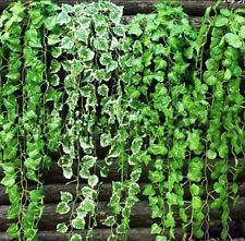7.5ft Artificial Ivy Leaf Garland Plants Vine Fake Foliage Flowers Home Decor Y7