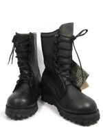 Belleville Men's Black Leather Goretex Intermediate Combat Wet Cold Boots 7 XW