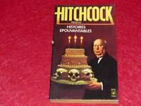 [BIBLIOTHEQUE H.& P.-J. OSWALD] ALFRED HITCHCOCK - HISTOIRES EPOUVANTABLES 1979