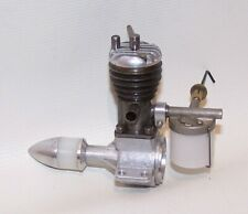 Nice (Made In France) 1946 Micron 0.8cc Diesel C/L-F/F Model Airplane Engine