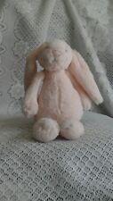 Jellycat little jellycat Bashful Bunny  Pink Comforter Rattle (debs21 )