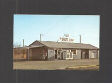 BUSINESS CARD:  STORE: THE SHORT STOP - ABERDEEN, MARYLAND - BEER, WINES, ICE