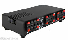 4 Channel Speaker Selector Multi-Zone Audio Home Surround Sound Control