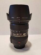 Nikon NIKKOR 18-200mm f/3.5-5.6 DX G SWM AF-S VR IF M/A ED Lens
