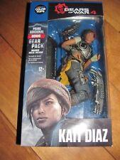 Gears of War 4 figura color Tops Kait Diaz McFarlane Toys