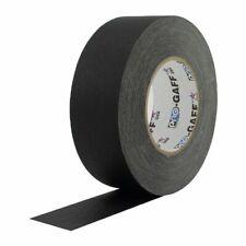 "Pro Tapes Pro Gaffer Tape Black 2"" x 55 yds."