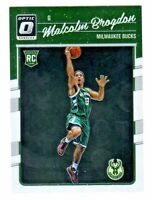 2016-17 Donruss Optic MALCOLM BROGDON RC Rookie Indiana Pacers QTY AVAILABLE