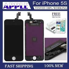 For Apple iPhone 5S LCD Touch Screen Display Digitizer Replacement Black AAA++