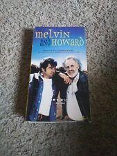 Melvin and Howard VHS