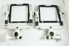 Exc Linhof Kardan Color 45 S Large Format Camera Front and Back Frame Parts 2880