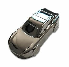 Sportwagen Auto Sport Car in silber - USB Stick 8 GB Speicher / USB Flash Drive