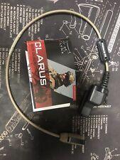 Silynx Clarus XTS / MTS Adaptor Cable Tan Motorola