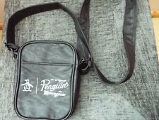 New Unisex Original Penguin Small Cross Body Bag