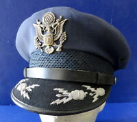 USAF COLONELS VISOR CAP- TAILOR MADE