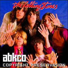 The Rolling Stones ABKCO UNRELEASED STUDIO SESSIONS CD - Limited & Numbered