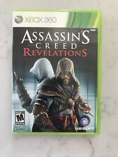 Xbox 360 : Assassins Creed Revelations VideoGames