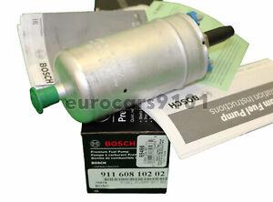 New! Porsche 911 Bosch Electric Fuel Pump 69466 91160810202