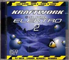 Compilation - Kraftwork @ Nu Skool Elektro 2 (2 CD) - 1998 - Electro Techno