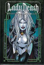 LADY DEATH ORIGINS HC Hardcover Vol 1 $27.99srp Brian Pulido Adrian Ortiz  NEW