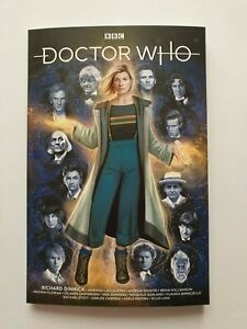 Doctor Who 0 IN Face Of 13. Warrior Panini Comic, Very Good Condition