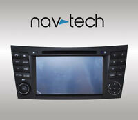 Für Mercedes Navi E-Klasse W211 CLS C219 G W463 Navigationssystem Radio GPS