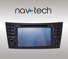 Pour Mercedes Navi Classe E w211 CLS c219 G w463 système de navigation radio GPS