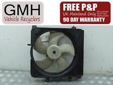 Honda Jazz Mk1 1.3 Petrol Engine Cooling Motor / Radiator Fan With Ac 2002-2004©