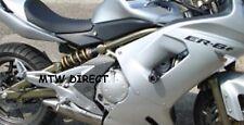 Kawasaki ER6-F (Ninja 650R) 2006-2008 R&G RACING classic crash protectors bungs