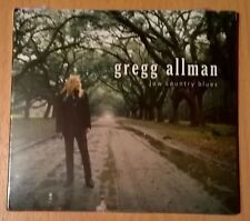 GREGG ALLMAN Low Country Blues (CD neuf scellé/Sealed) US Pressing digipack