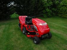 "Countax C300H Ride on lawn mower/garden tractor 36"" sweeper collector Kawasaki"