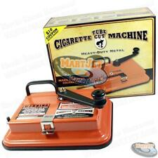 Tube Cut Cigarette Making Injector Roller Maker Machine Regular Kings 100mm 100s