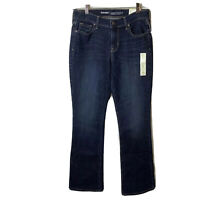 Old Navy Women New With Tags Size 6 Curvy Profile Bootcut Size 6 Blue Jeans