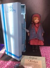 Helen Kish Katya 19th Century Skater Collection Doll 1997