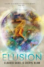 Elusion by Cheryl Klam and Claudia Gabel (2014, Hardcover) 1st Printing