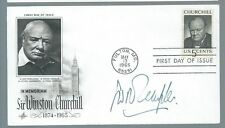 British Field Marshall Gerald Templer signed cover