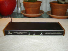 DBX 224, Tape Noise Reduction, Encode/Decode, Made in USA, Vintage Unit