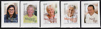 2014 Australian Legends of Cooking - Booklet Stamps