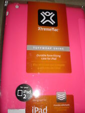 XTREME TUFFWRAP SHINE DURABLE FORM CASE FOR IPAD2 PINK