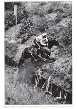 WWII GERMAN- Large 1936 OLYMPIC Photo Imagine- Sports- Rumania- Equestrian Horse