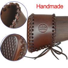 Gun Recoil Pad Buttstock Handmade Adjustable Leather Shotgun Protector Rubber