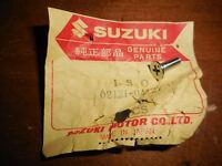 NOS Suzuki OEM Screw 02121-04127